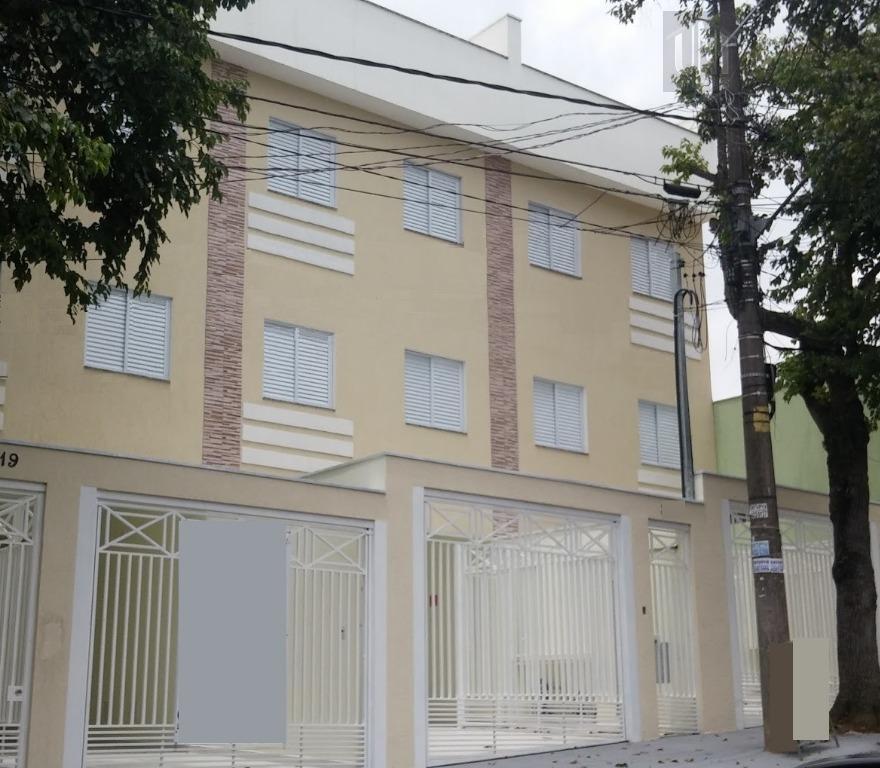 Apartamento residencial à venda, Vila Guarani, Santo André.