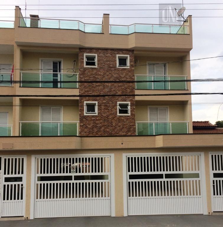 Cobertura residencial à venda, Parque Oratório, Santo André - CO0528.