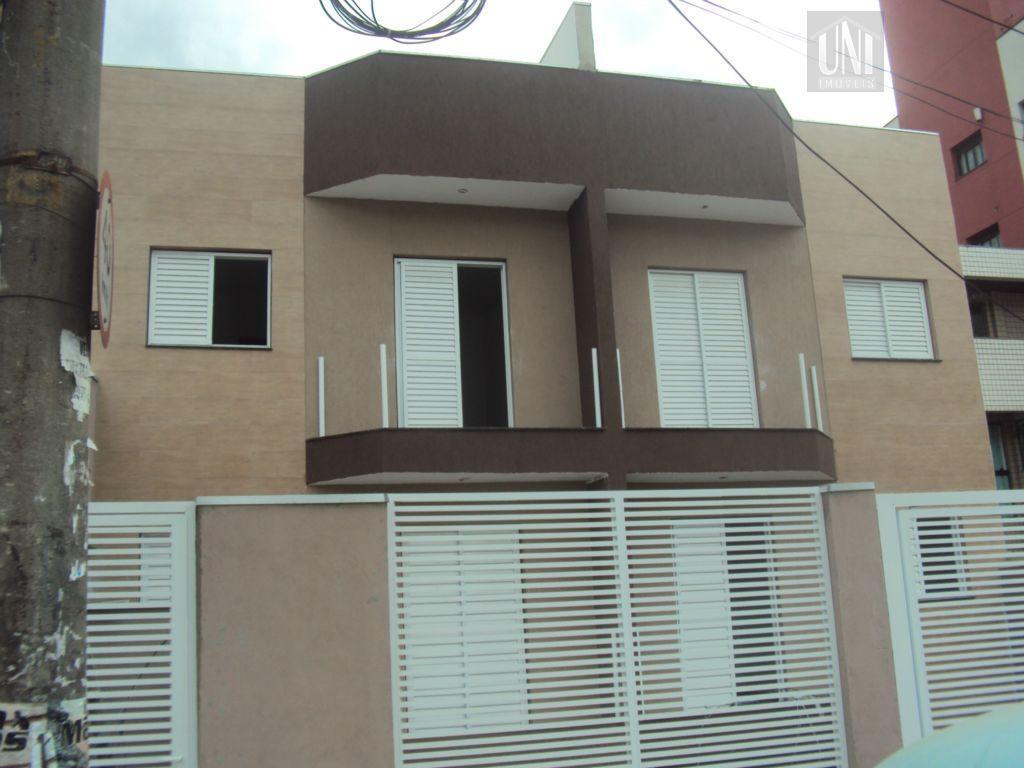 Cobertura  residencial à venda, Parque das Nações, Santo André.