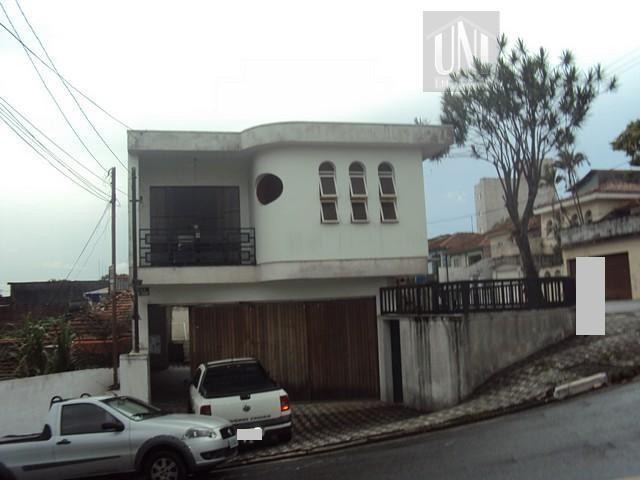 Sobrado  residencial para locação, Parque Oratório, Santo André.