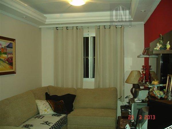 Apartamento  residencial à venda, Vila Bartira, Santo André.