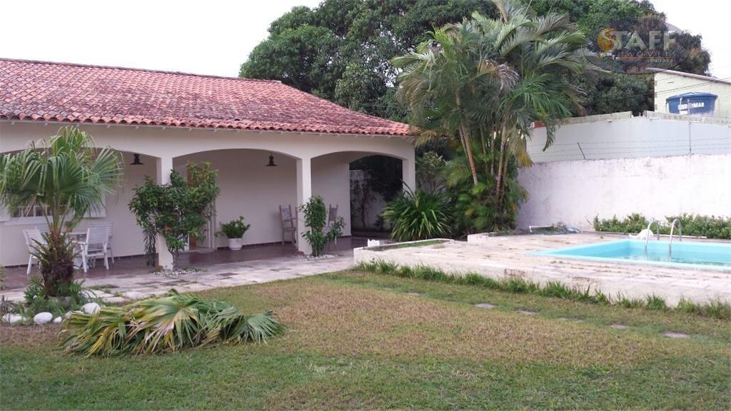 Casa residencial à venda, Jardim Caiçara, Cabo Frio.