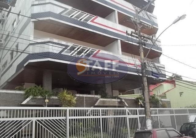 Apartamento residencial à venda, Passagem, Cabo Frio.