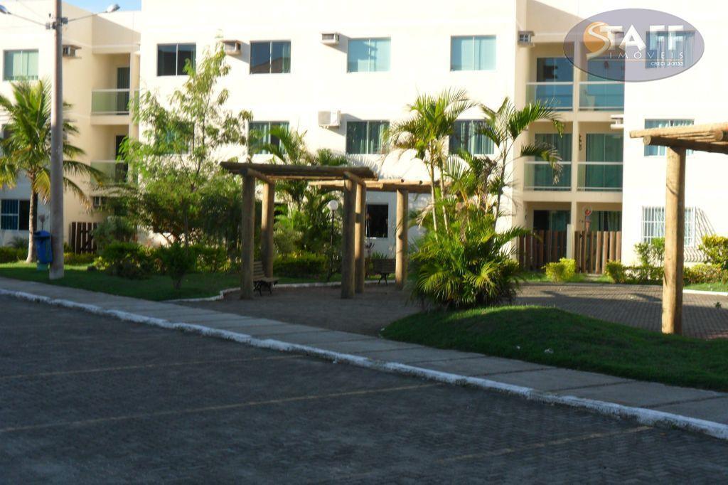 Apartamento residencial à venda, Baixo Grande, São Pedro da Aldeia.