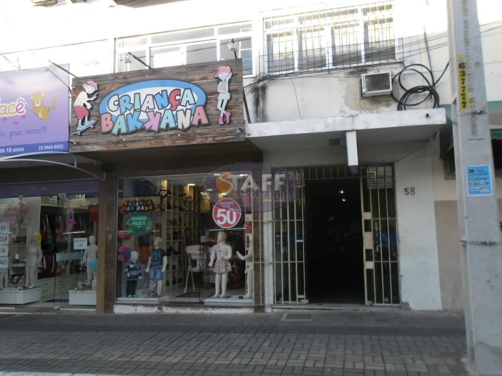 Sala comercial para locação, Centro, Cabo Frio.