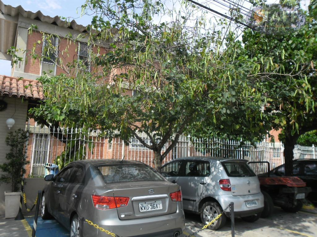 Apartamento residencial para locação, Braga, Cabo Frio.