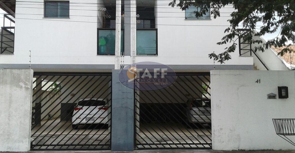 Apartamento residencial à venda, Jardim Excelcior, Cabo Frio.