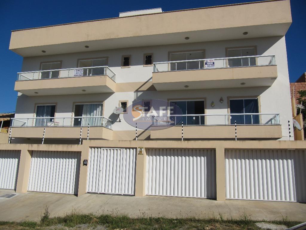 Apartamento residencial à venda, Vinhateiro, São Pedro da Aldeia - AP0428.