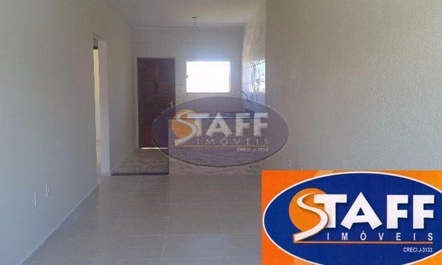 belíssima casa 2 quartos com suite financiada pela cef em unamar- cabo frio!- 2 quartos sendo...