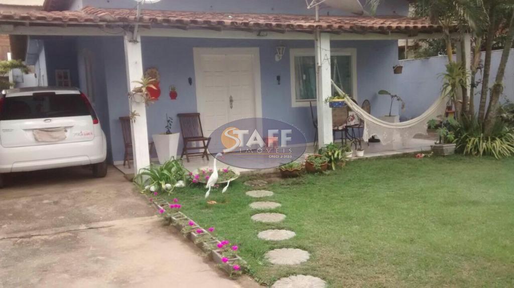 Casa com 2 dormitórios à venda, 110 m² por R$ 255.000,00 - Unamar - Cabo Frio/RJ