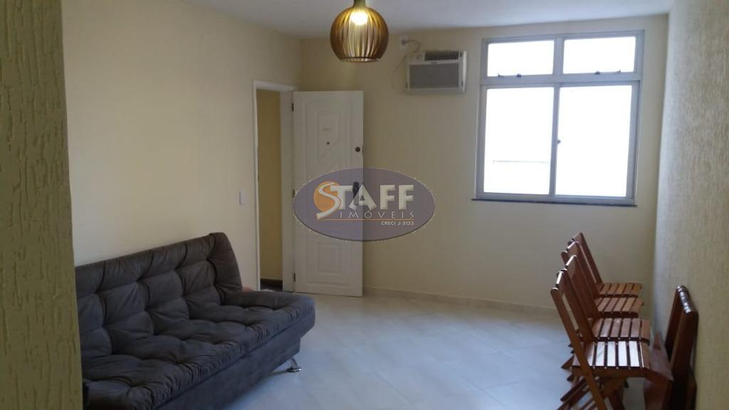 Apartamento Residencial à Venda, Bairro Centro, Cabo Frio-RJ