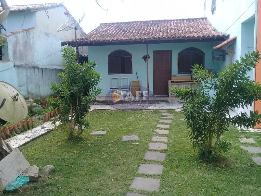 3 casas em Unamar