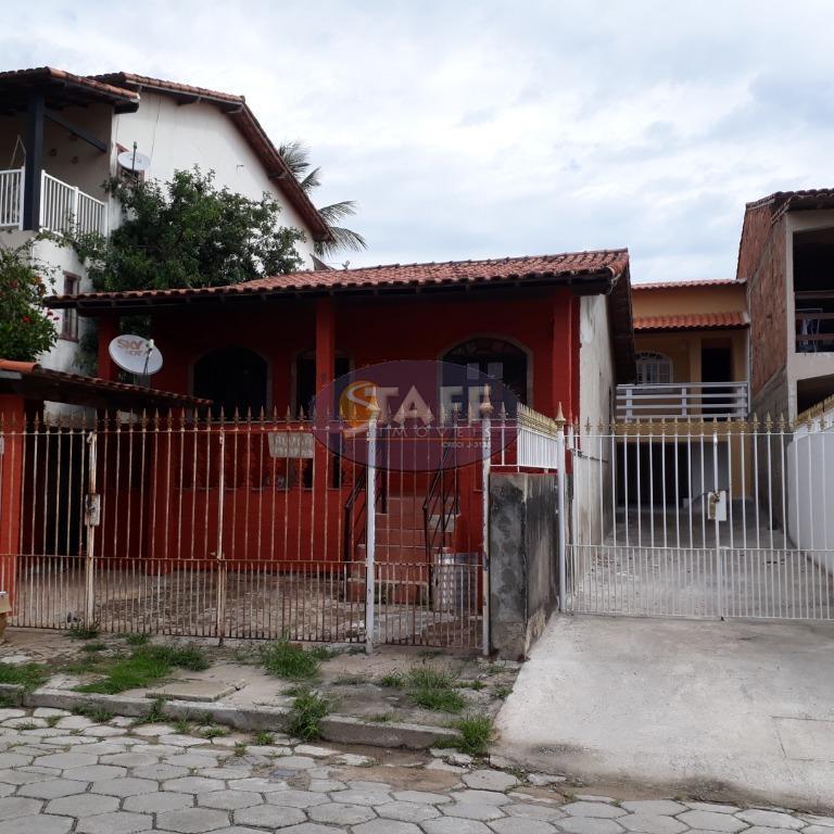 Casa com 2 dormitórios à venda, 80 m² por R$ 230.000 - Campo Redondo - São Pedro da Aldeia/RJ