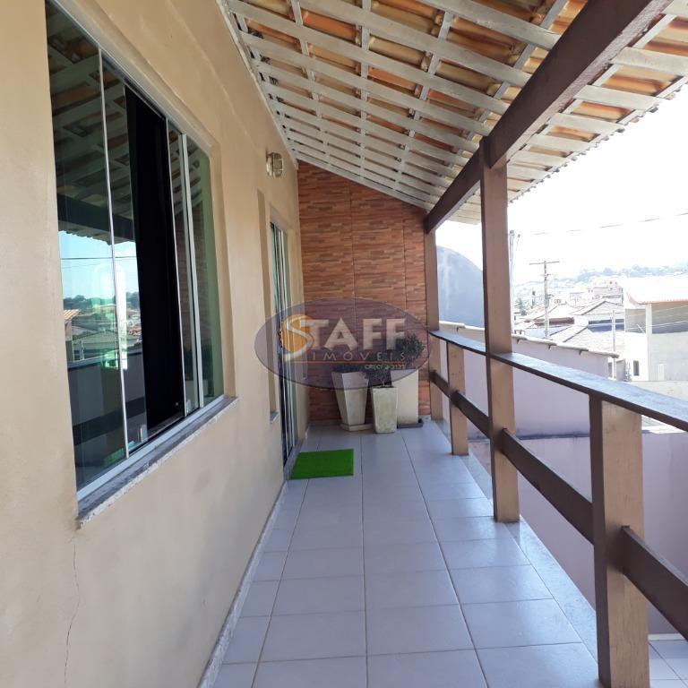 Casa com 4 dormitórios para alugar, 180 m² por R$ 2.000/mês - Campo Redondo - São Pedro da Aldeia/RJ