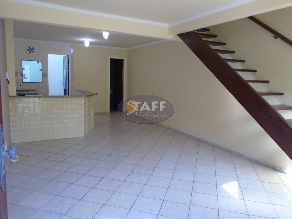 Casa com 2 dormitórios à venda, 65 m² por R$ 300.000 - Palmeiras - Cabo Frio/RJ