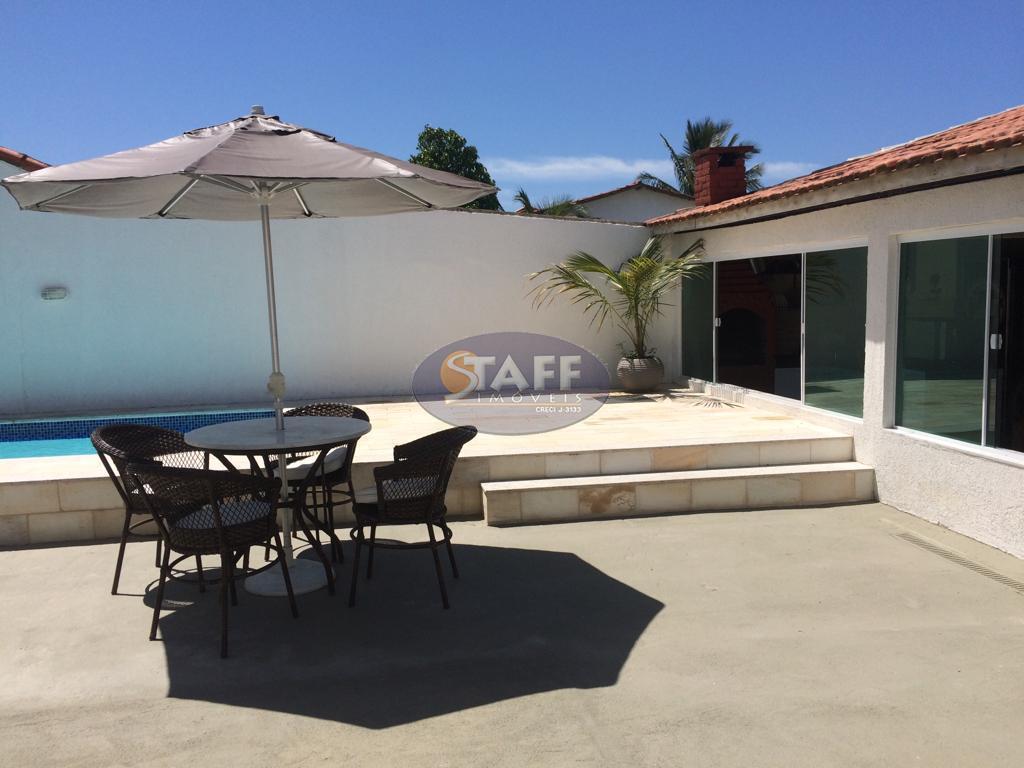 Casa com 3 dormitórios à venda, 142 m² por R$ 472.500 - Campo Redondo - São Pedro da Aldeia/RJ