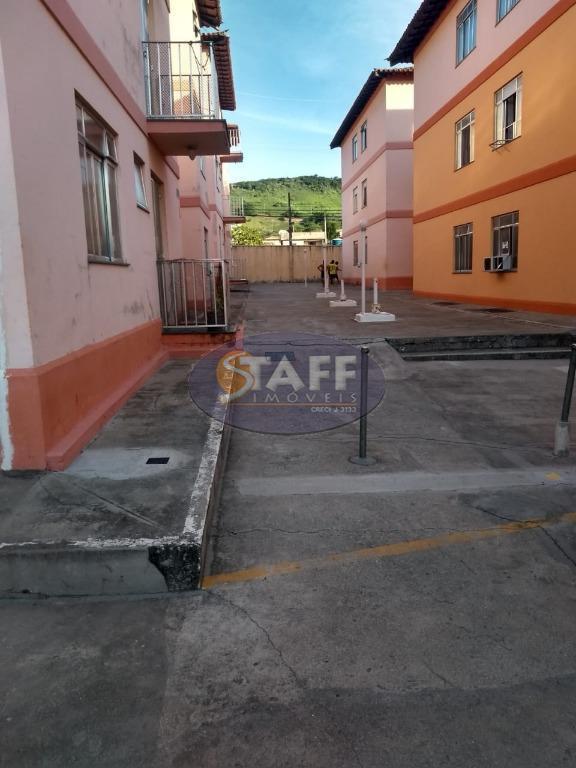 Apartamento com 2 dormitórios à venda, 80 m² por R$ 130.000 - São João - São Pedro da Aldeia/RJ