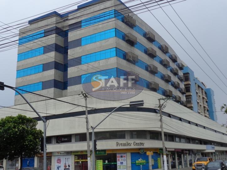 Sala à venda/Locação - Centro - Cabo Frio/RJ