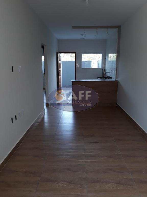belíssima casa 2 quartos com suite financiada pela cef em unamar- cabo frio!são duas casas sendo...