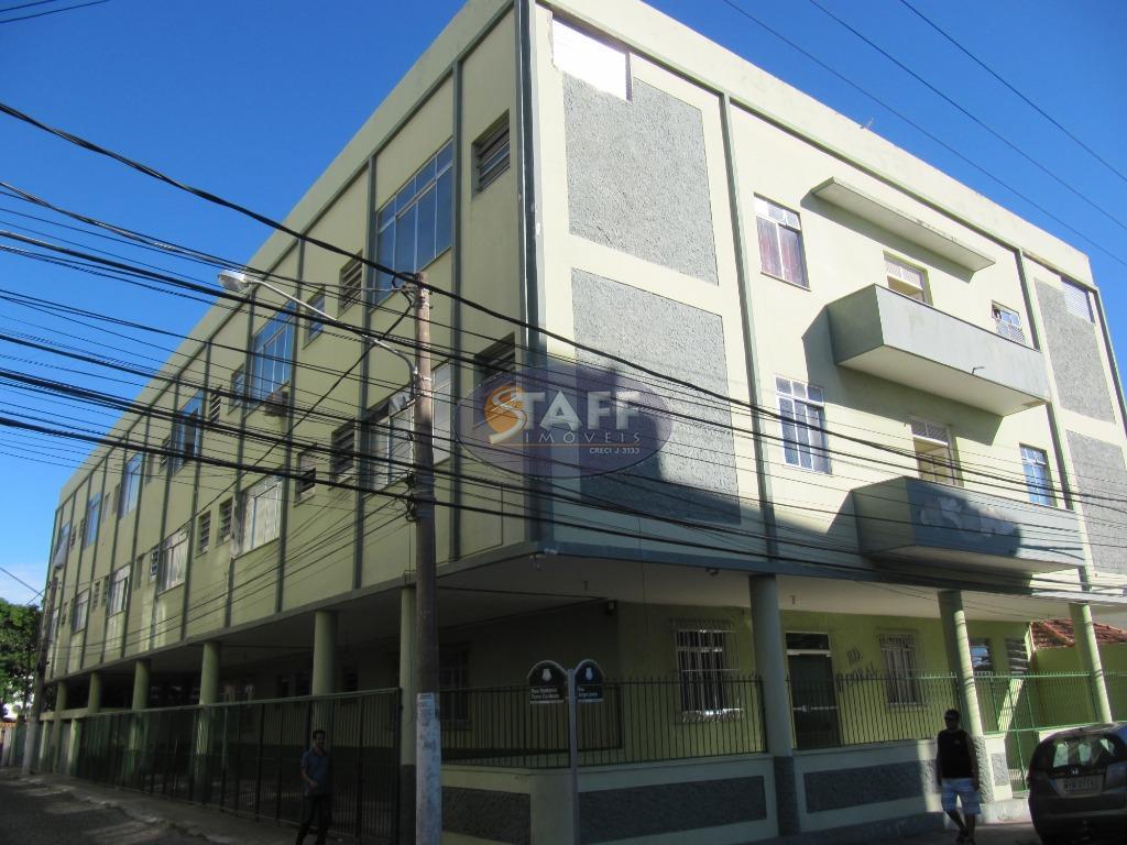 Apartamento com 1 dormitórios à venda  - Centro - Cabo Frio/RJ