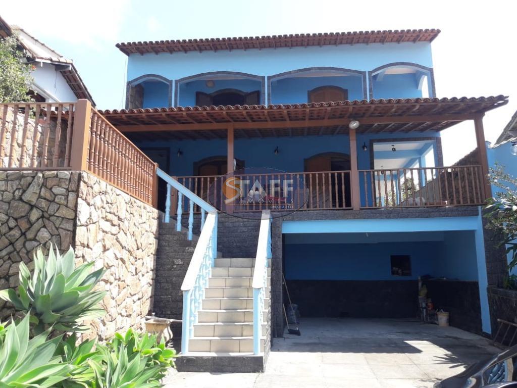 Casa com 4 dormitórios à venda, 200 m² por R$ 550.000 - Guriri - Cabo Frio/RJ