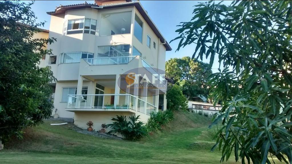 Casa com 3 dormitórios à venda, 274 m² por R$ 680.000 - Campo Redondo - São Pedro da Aldeia/RJ