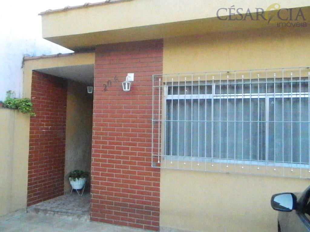 Casa  residencial à venda, Jardim Santa Fé (Zona Oeste), São Paulo.