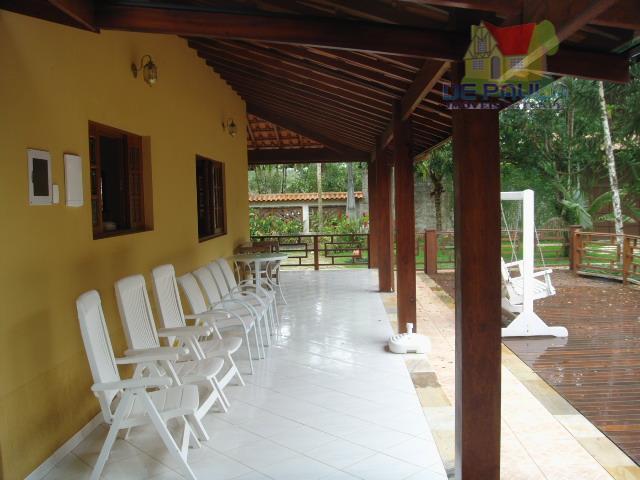 Chácara de 6 dormitórios em Sitio São João, Bertioga - SP
