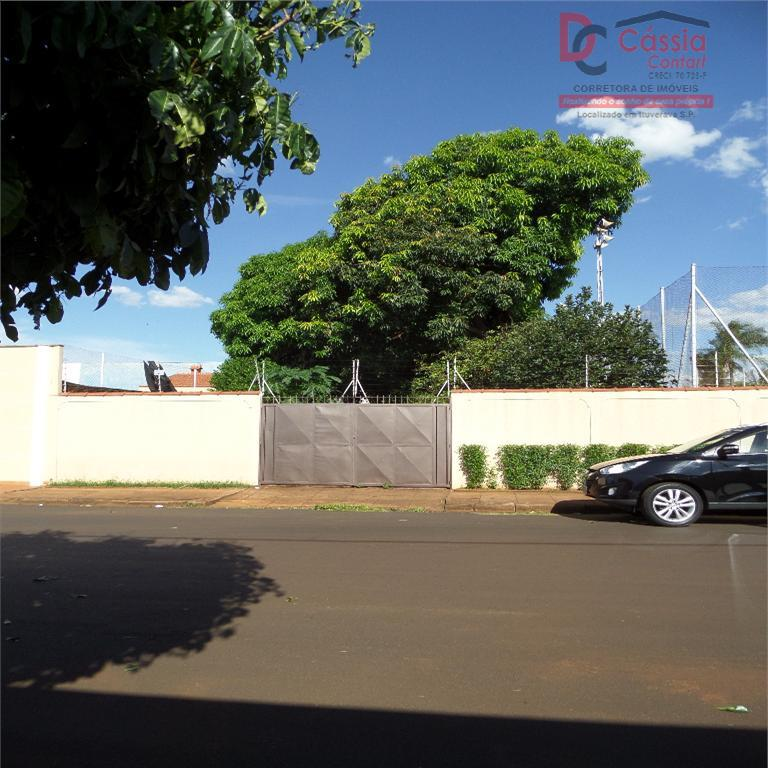 Terreno residencial à venda, Jardim America, Ituverava.