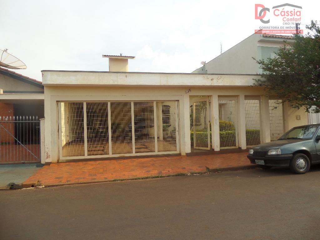 Casa residencial à venda, Jardim Modelo, Ituverava.