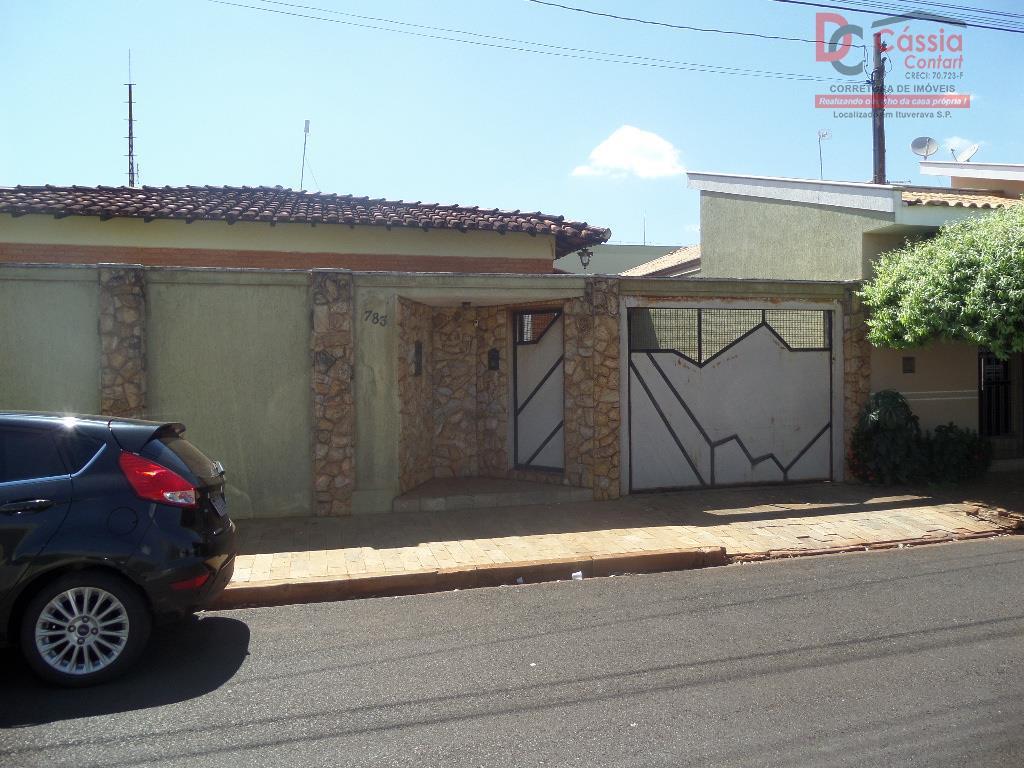 Casa residencial à venda, Jardim America, Ituverava.