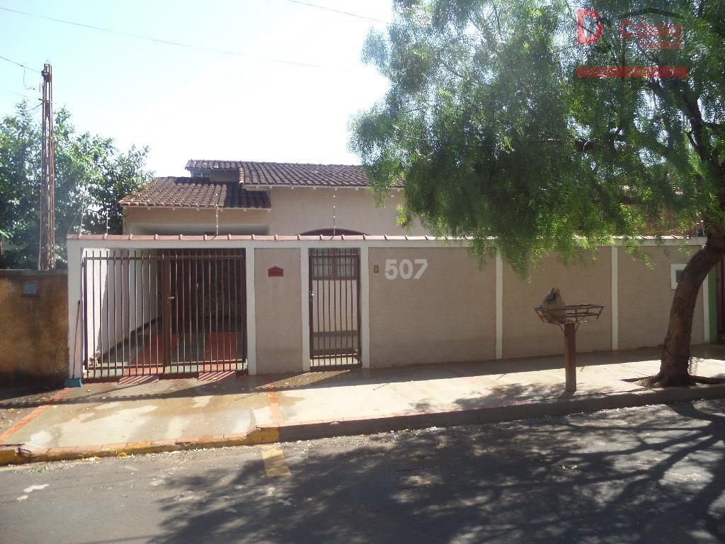Casa residencial à venda, Cohab / Cecap, Ituverava.
