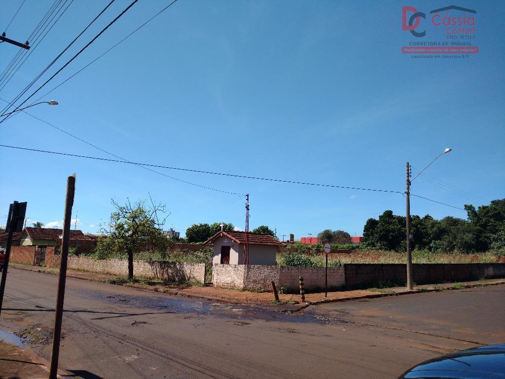 Terreno residencial à venda, Centro, Ituverava.