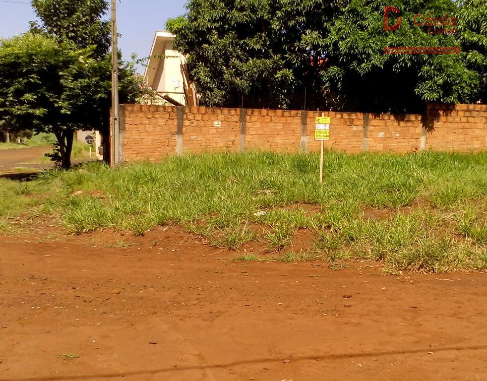 Terreno residencial à venda, Tropical, Ituverava.