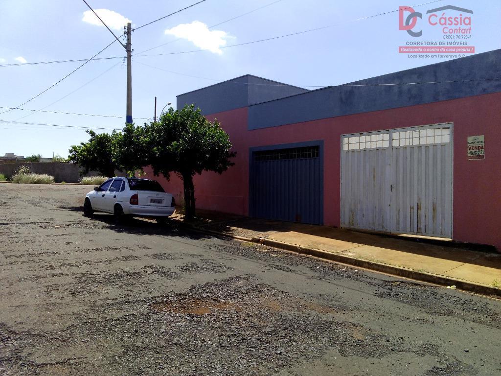 Casa residencial à venda, Tropical, Ituverava.