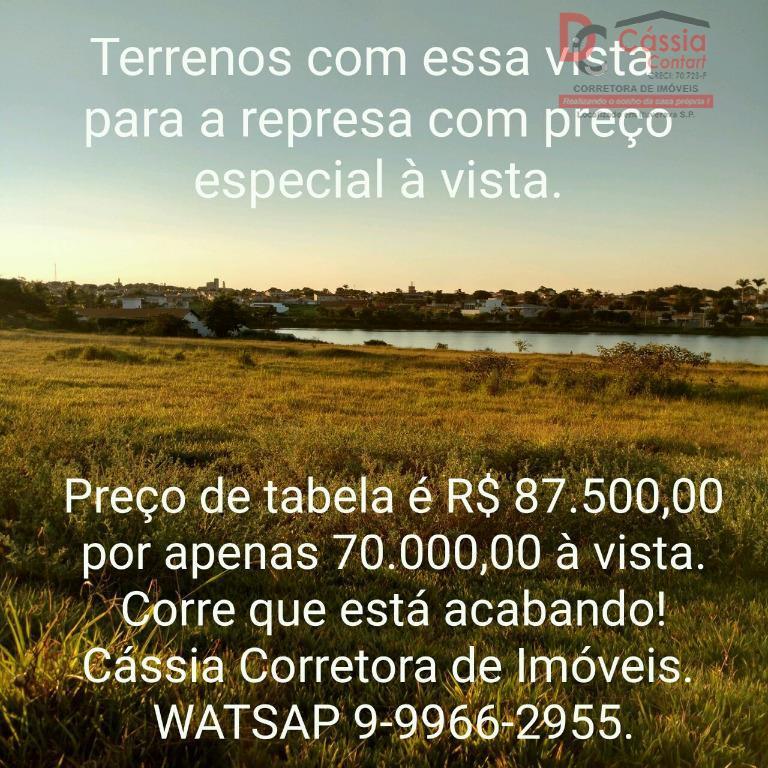 Terreno residencial à venda, Parque Das Andorinhas, Ituverava.