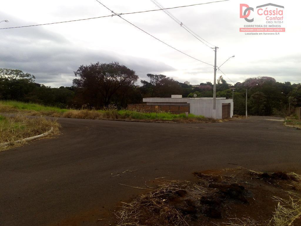 Terreno residencial à venda, Jardim Guanabara, Ituverava.