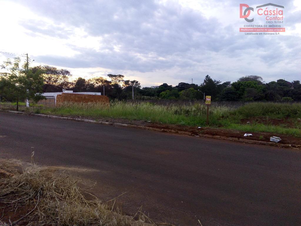 Terreno residencial à venda, Guanabara, Ituverava.