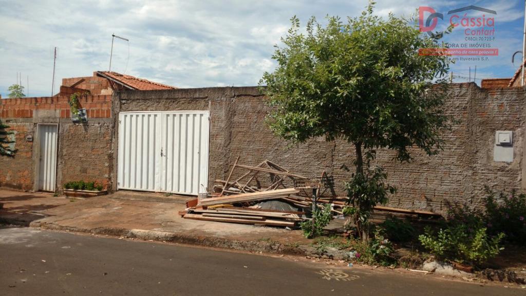 Casa residencial à venda, Jardim Guanabara, Ituverava.