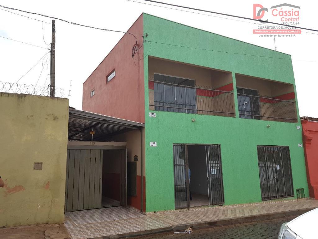 Área à venda, Centro, Ituverava.
