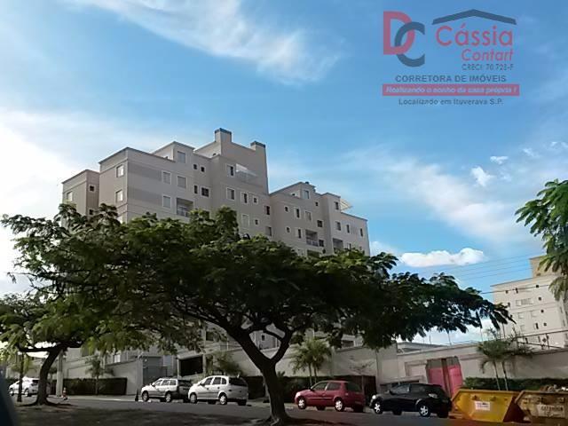 Apartamento residencial à venda, São Miguel, Franca.