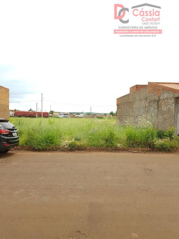 Terreno residencial à venda, Marajoara, Ituverava.