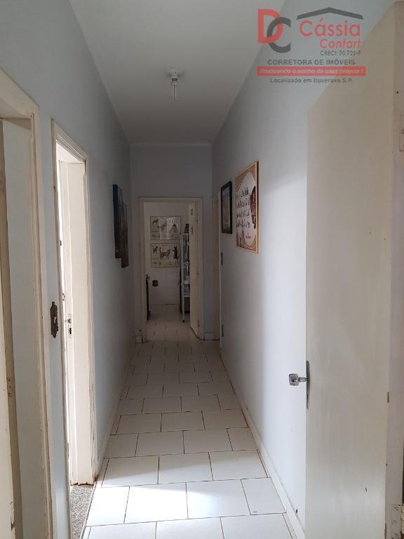 Casa residencial para venda e locação, Centro, Ituverava.