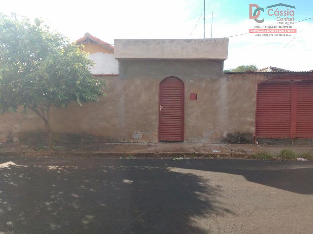 Casa com 3 dormitórios à venda, 142 m² por R$ 120.000 - Centro - Ituverava/SP