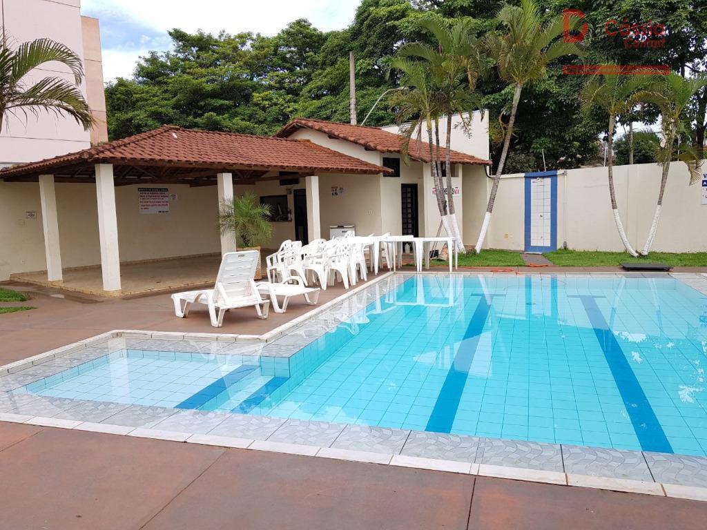 Apartamento residencial para venda e locação, Jardim Marajoara, Ituverava.
