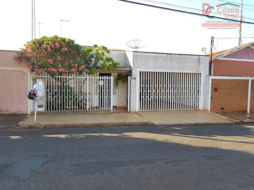 Casa residencial à venda, Jardim Marajoara, Ituverava.