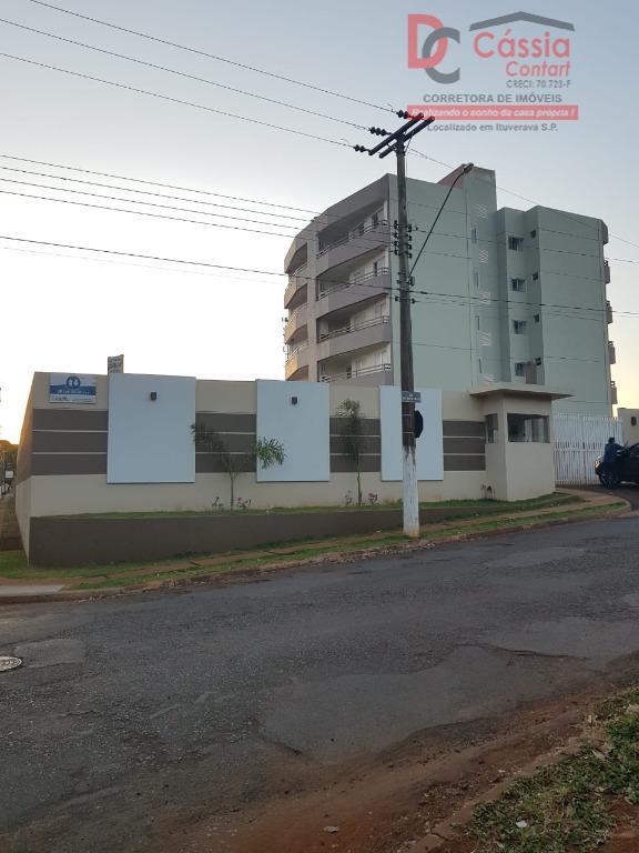 Apartamento residencial à venda, Jardim Marajoara, Ituverava.