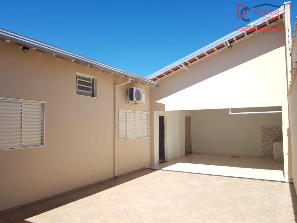 Casa com 3 dormitórios para alugar, 1 m² por R$ 1.400,00/mês - Jardim Marajoara - Ituverava/SP