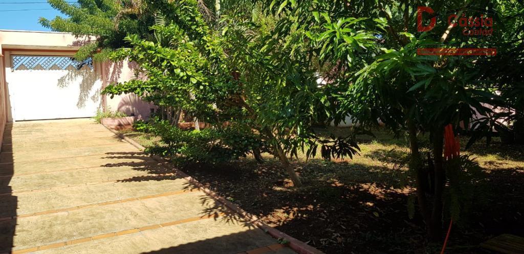 Chácara com 4 dormitórios à venda, 1000 m² por R$ 450.000 - Vila São Jorge - Ituverava/SP