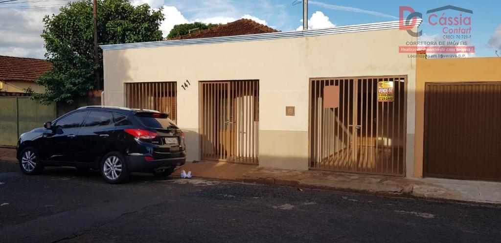 Casa à venda por R$ 170.000 - Centro - Ituverava/SP